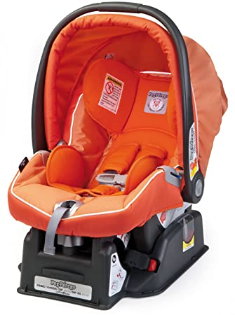 Amazon.com : Peg-Perego 2011 Primo Viaggio Infant Car Seat, Apricot ...