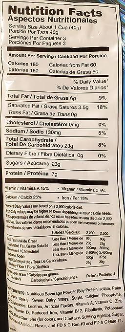 Bebida de bayas de cerezo Lasco, 4.2 onzas, 3 unidades ...