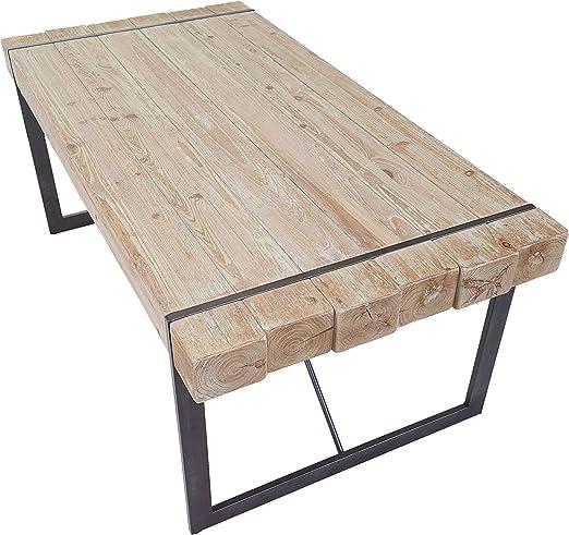 Mendler Esszimmertisch HWC A15, Esstisch Tisch, Tanne Holz