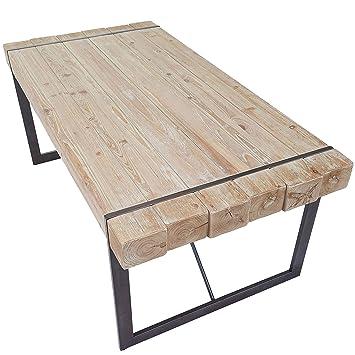 Mendler Esszimmertisch Hwc A15 Esstisch Tisch Tanne Holz Rustikal