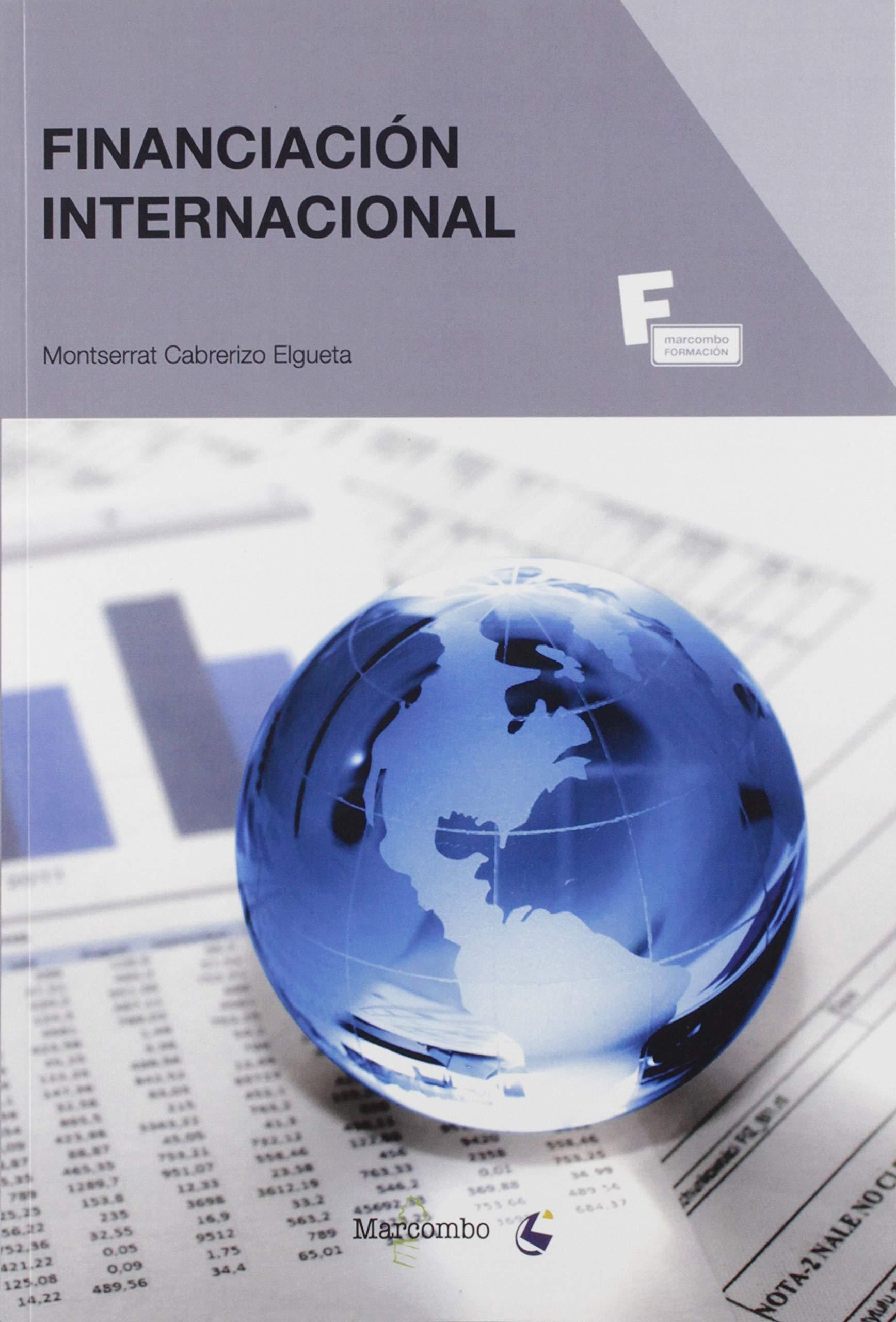Financiación internacional: 1 (MARCOMBO FORMACIÓN): Amazon ...