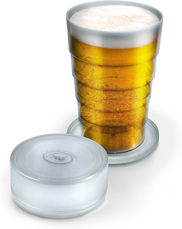 Gobelet pliable pour vos boissons