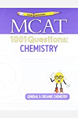 Examkrackers MCAT 1001 Questions: Chemistry: General & Organic Chemistry (1st Edition) Paperback