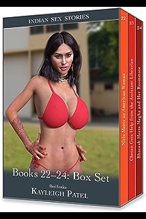 Indian Sex Stories Books 1-3: Box Set: Desi Erotica eBook