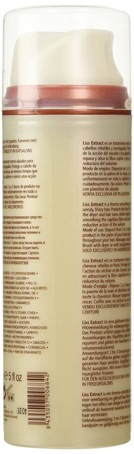 Amazon.com : Kin Kinactif Extract Liss - 5 oz : Hair And Scalp Treatments : Beauty