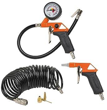 Black and Decker 9045854BND Accesorios para Compresor de Aire: Amazon.es: Bricolaje y herramientas