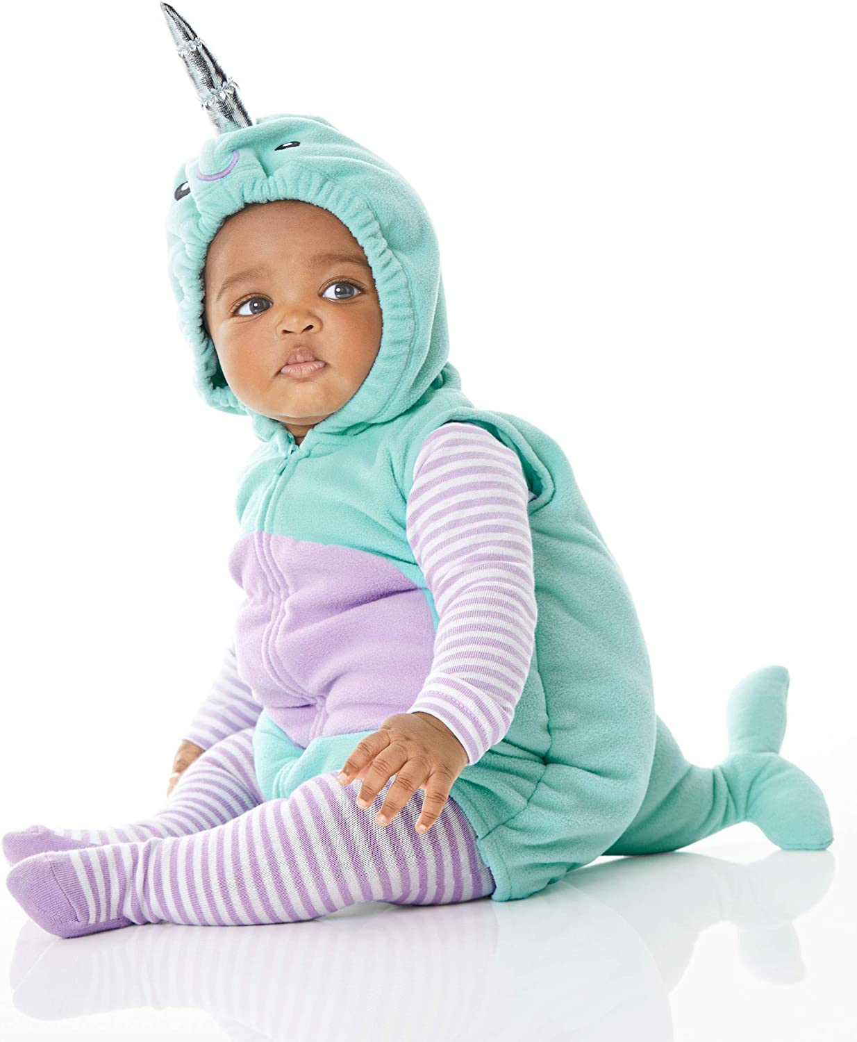 Carters Little Sloth Halloween Costume Size 3//6 Months Boys 2 Piece Set