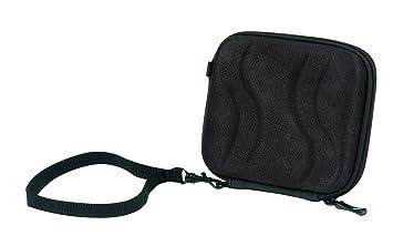 TnB ETGPVM1S Terciopelo Negro, Naranja maletín para ordenador portátil - Maletines para ordenadores