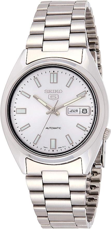 SEIKO5 (セイコー5) 腕時計 海外モデル オートマチック メンズウォッチ SNXS73K 逆輸入品