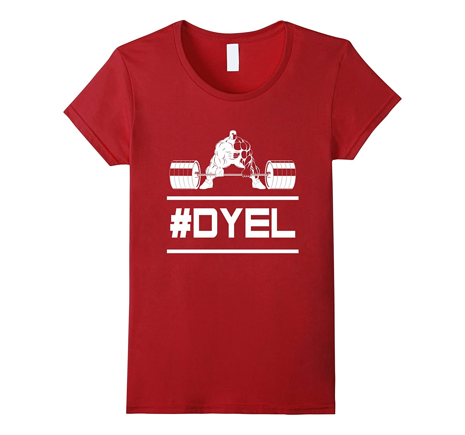 #DYEL Do You Even Lift T-Shirt – Memes For Gains