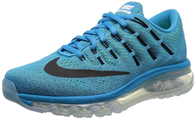 ba64f1bfad spain amazon nike air max 2016 gs youth run running sneakers new blue lagoon  4.5 shoes