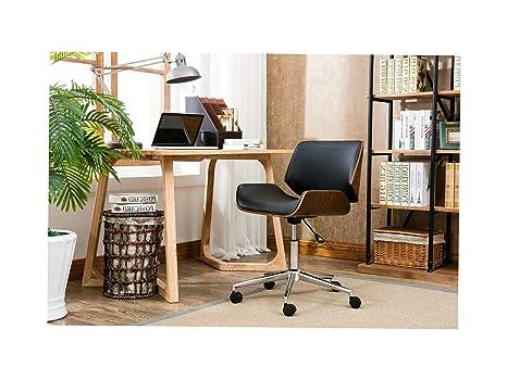 Amazon.com: Pоrthоs Hоmе Home Decor KCH019A BLK Dove Office ...