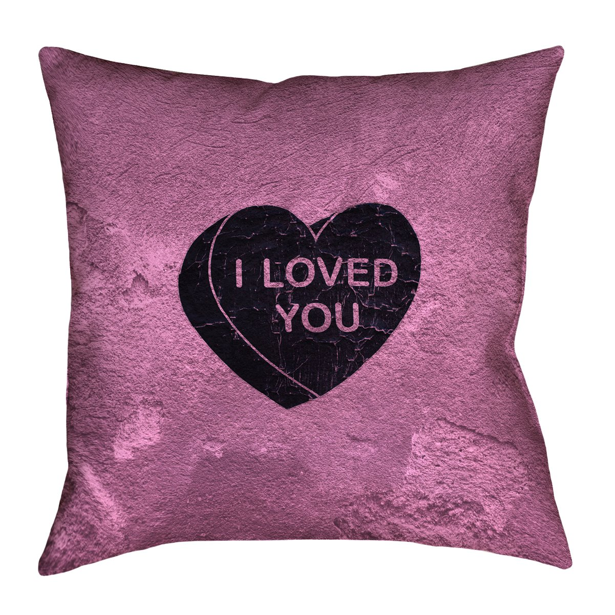 ArtVerse Katelyn Smith 16 x 16 Spun Polyester Double Sided Print with Concealed Zipper /& Insert New Mexico Love Pillow