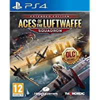 Aces Of The Luftwaffe: Squadron Edition - Playstation 4 (PS4)