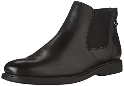 bef253d7fd8c9 Amazon.com | Geox Men's Brayden Ankle Boot in Black | Boots