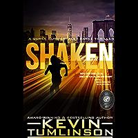 Shaken (Quake Runner: Alex Kayne Book 1)