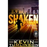 Shaken (Quake Runner: Alex Kayne Book 1)