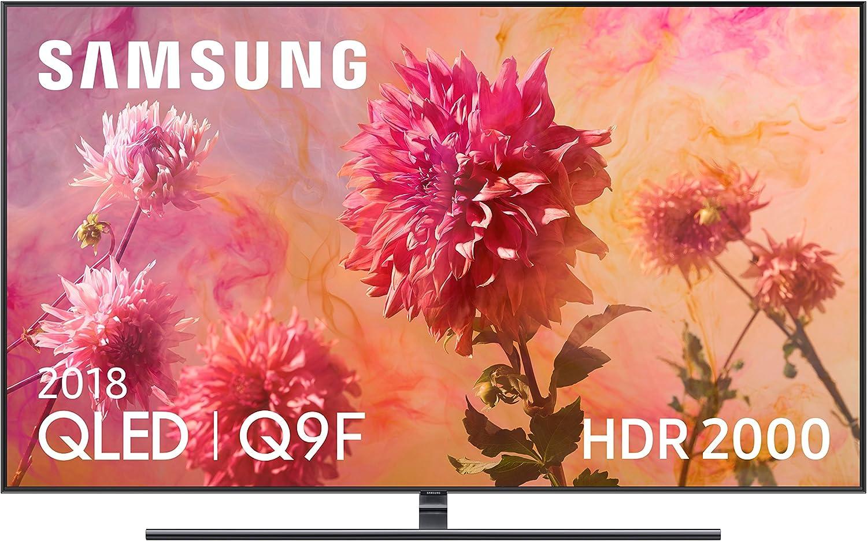 Samsung QLED 2018 55Q9FN - Smart TV Plano de 55
