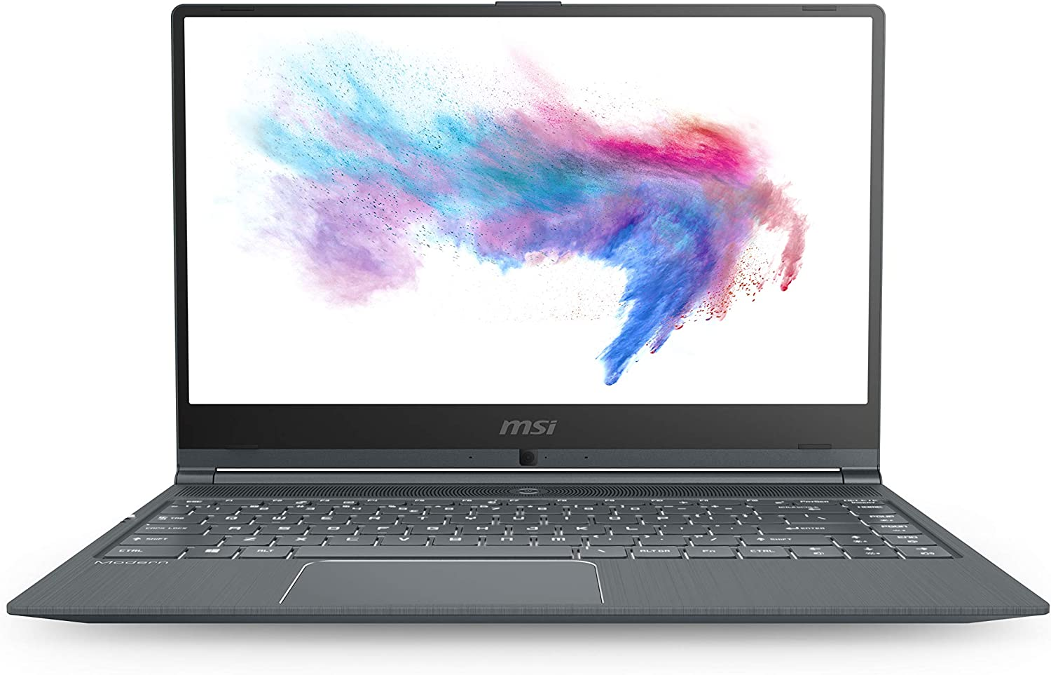 "MSI Modern 14 A10M-882 14"" Ultra Thin and Light Professional Laptop Intel Core i5-10210U UMA 8GB DDR4 512GB NVMe SSD Win10"