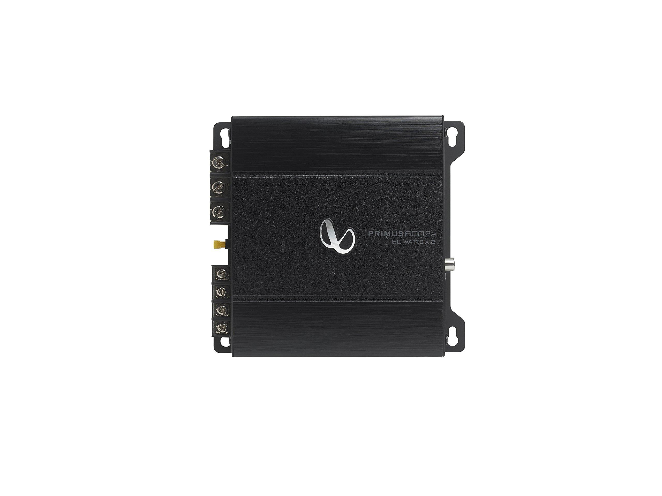 Infinity PRIMUS-6002A Primus 2-Channel, 50w X 2 amplifier