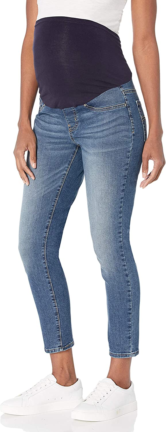 Signature by Levi Strauss & Co. Gold Label Women's Maternity Skinny Ankle...