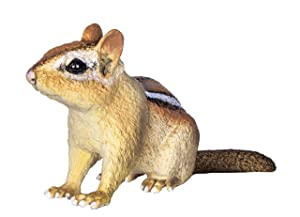 Safari Ltd Incredible Creatures Eastern Chipmunk Baby