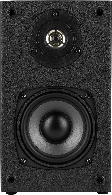Dayton Audio B452-AIR 4-1//2 2-Way Bookshelf Speaker Pair with AMT Tweeter