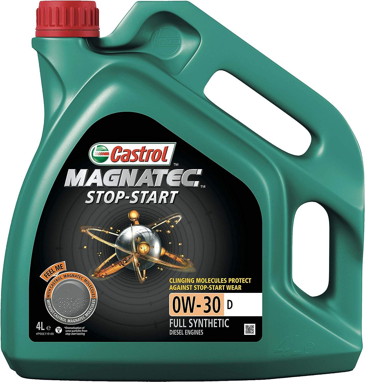 Castrol Magnatec 9605 Stop St Art 0w 30 D Q3 4l Auto