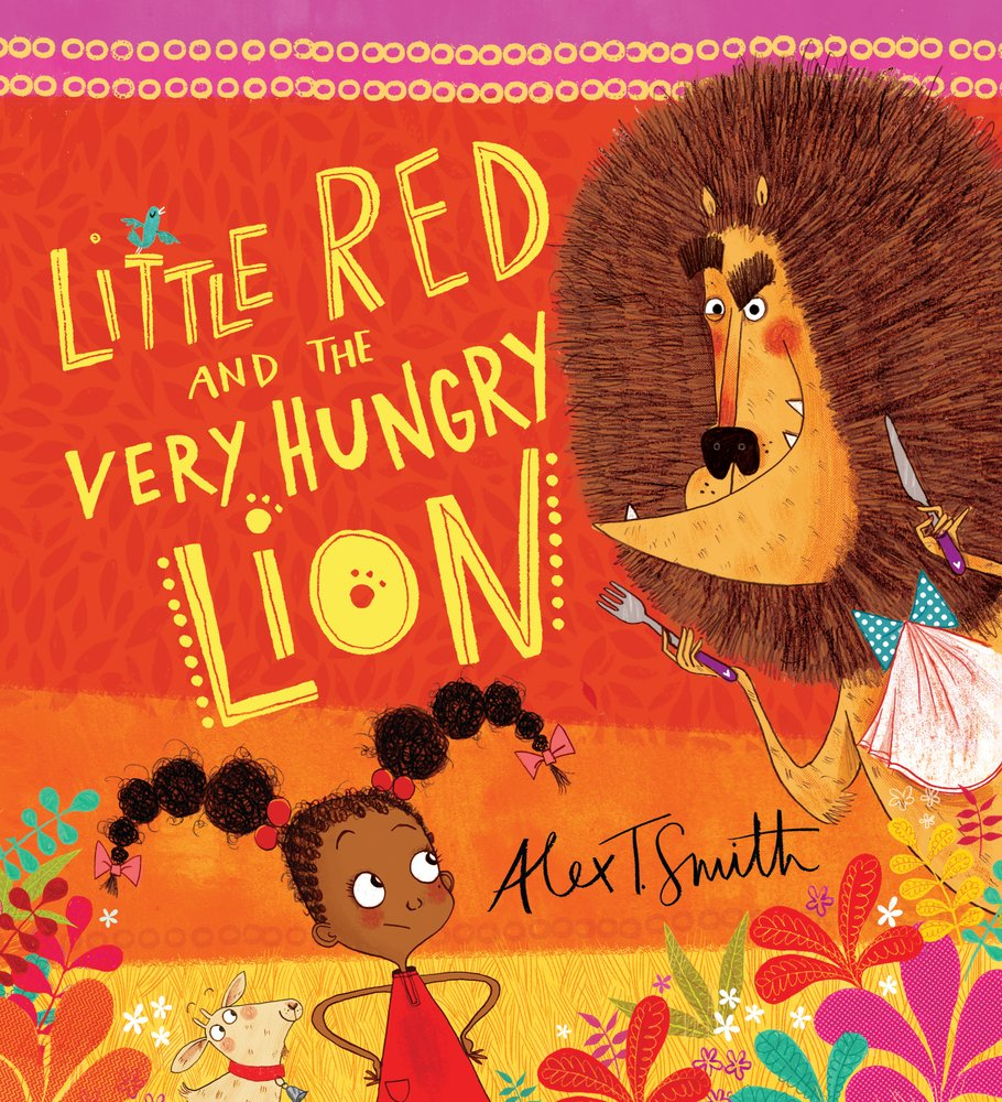 Little Red and the Very Hungry Lion pdf epub