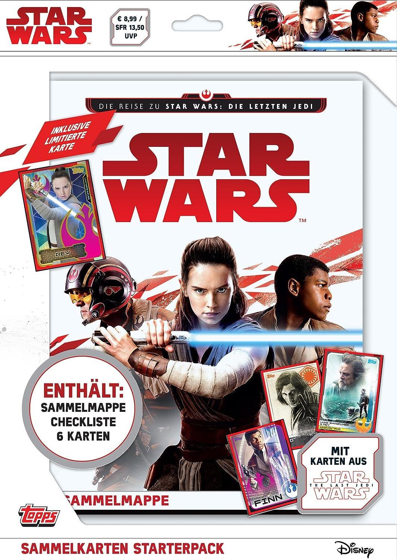 Topps-sticker 96-Star Wars-los últimos Jedi