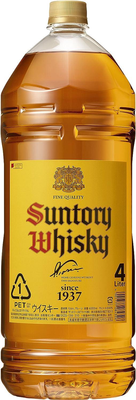 サントリー ウイスキー 角瓶 ペット