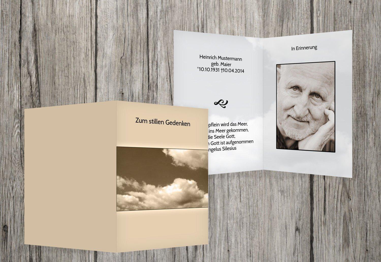 Tu satisfacción es nuestro objetivo Beige Beige Beige 50 Karten sterbe imágenes Nubes, beige, 50 Karten  calidad auténtica