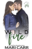 Wild Fire: A Rock Star Bodyguard Romance (Wilder Irish Book 7)