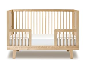 Oeuf Sparrow Toddler Bed Conversion Kit, Birch