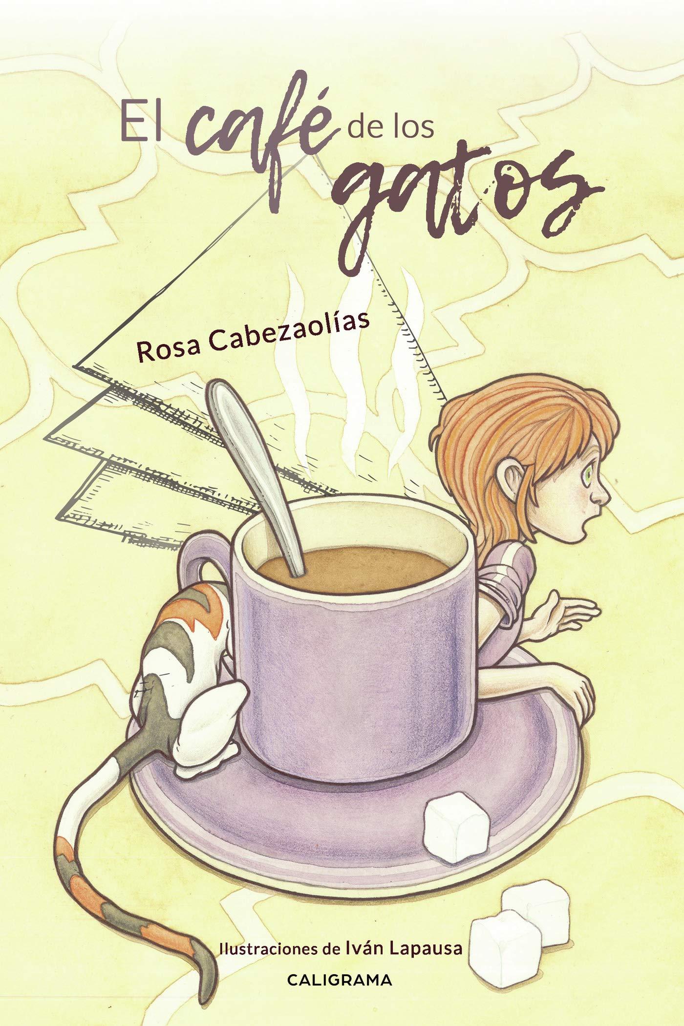 El café de los gatos: Amazon.es: Cabezaolías, Rosa: Libros