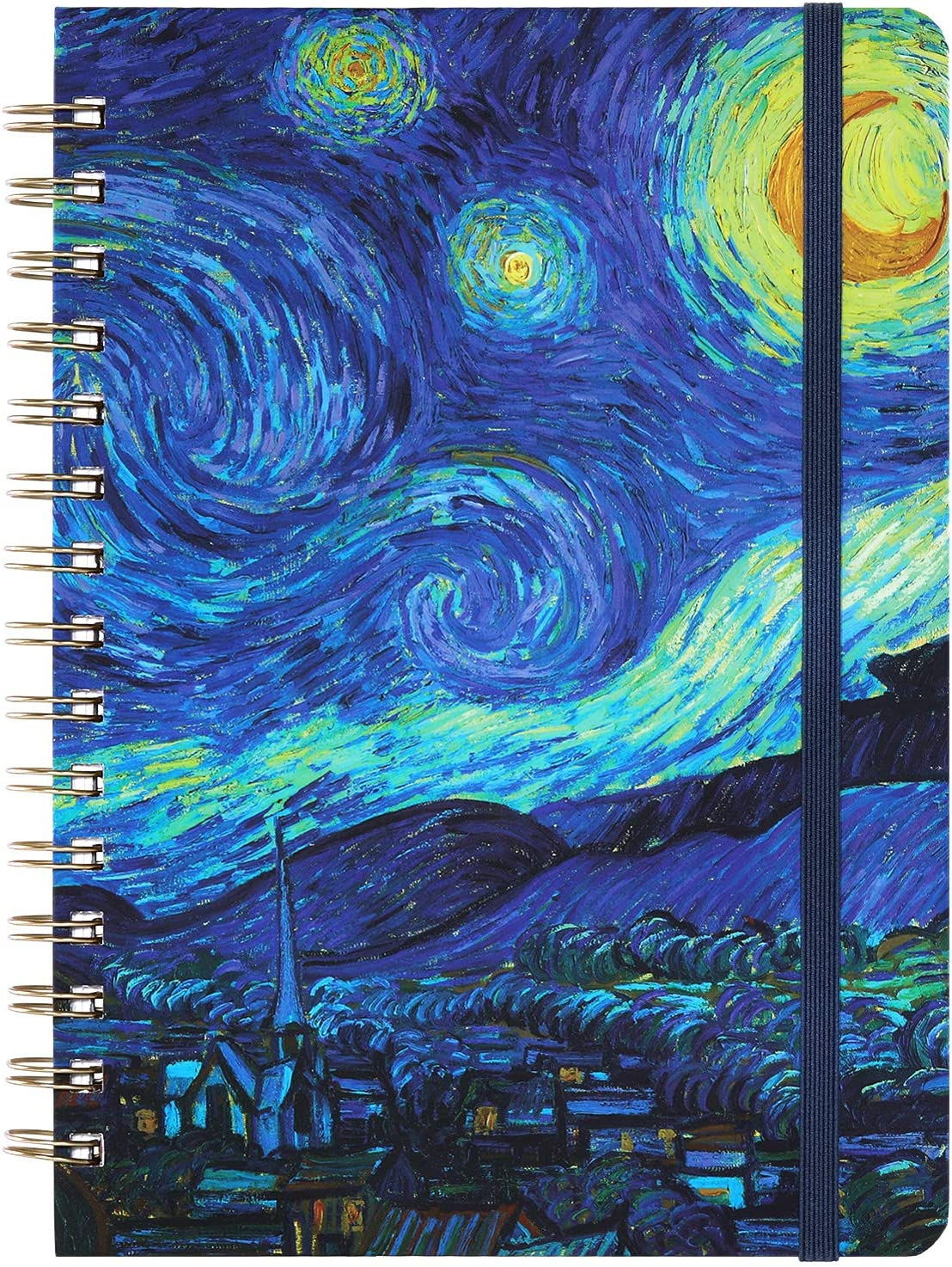 Ruled Notebook/Journal - Lined Journal with Hardcover, 8.4