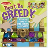 Melissa & Doug Don't Be Greedy Strategy Game - 4 Treasure Chests, 33 Jewels