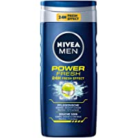 Nivea Men Power Fresh Duschgel, 4er Pack (4 x 250 ml)