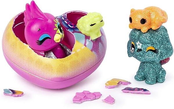 Hatchimals CollEGGtibles Pet Obsessed Pet Shop Surprise Pack