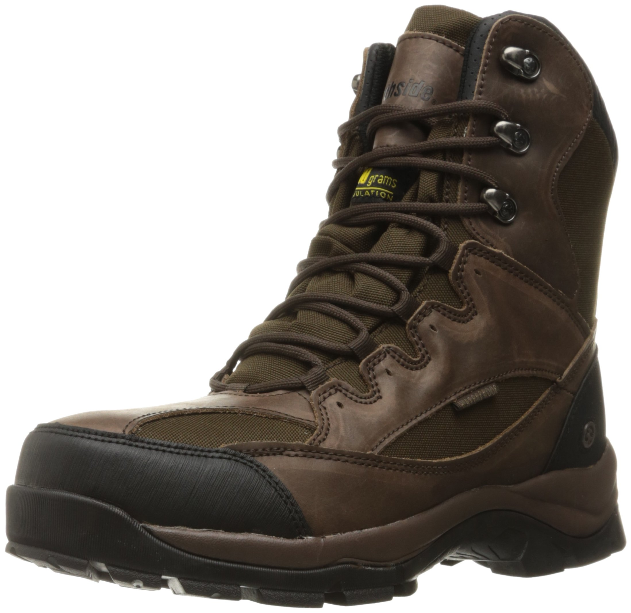 Northside Men's Renegade 400-M, Dark Brown, 9 M US
