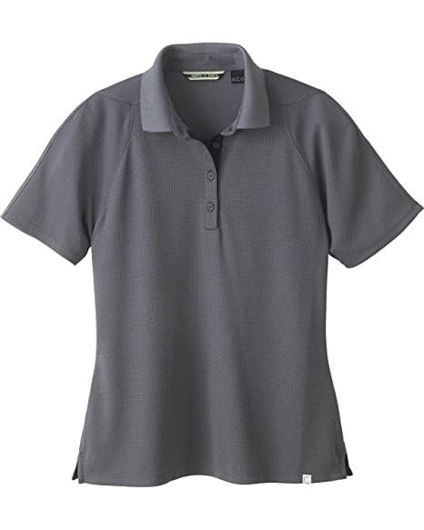 North End Womens Recycled Polyester Performance Waffle Polo (78630)