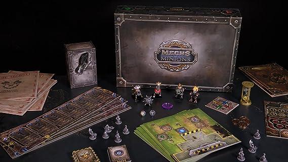 Mechs vs. Minions Wave 1 by League of Legends: Amazon.es: Juguetes y juegos