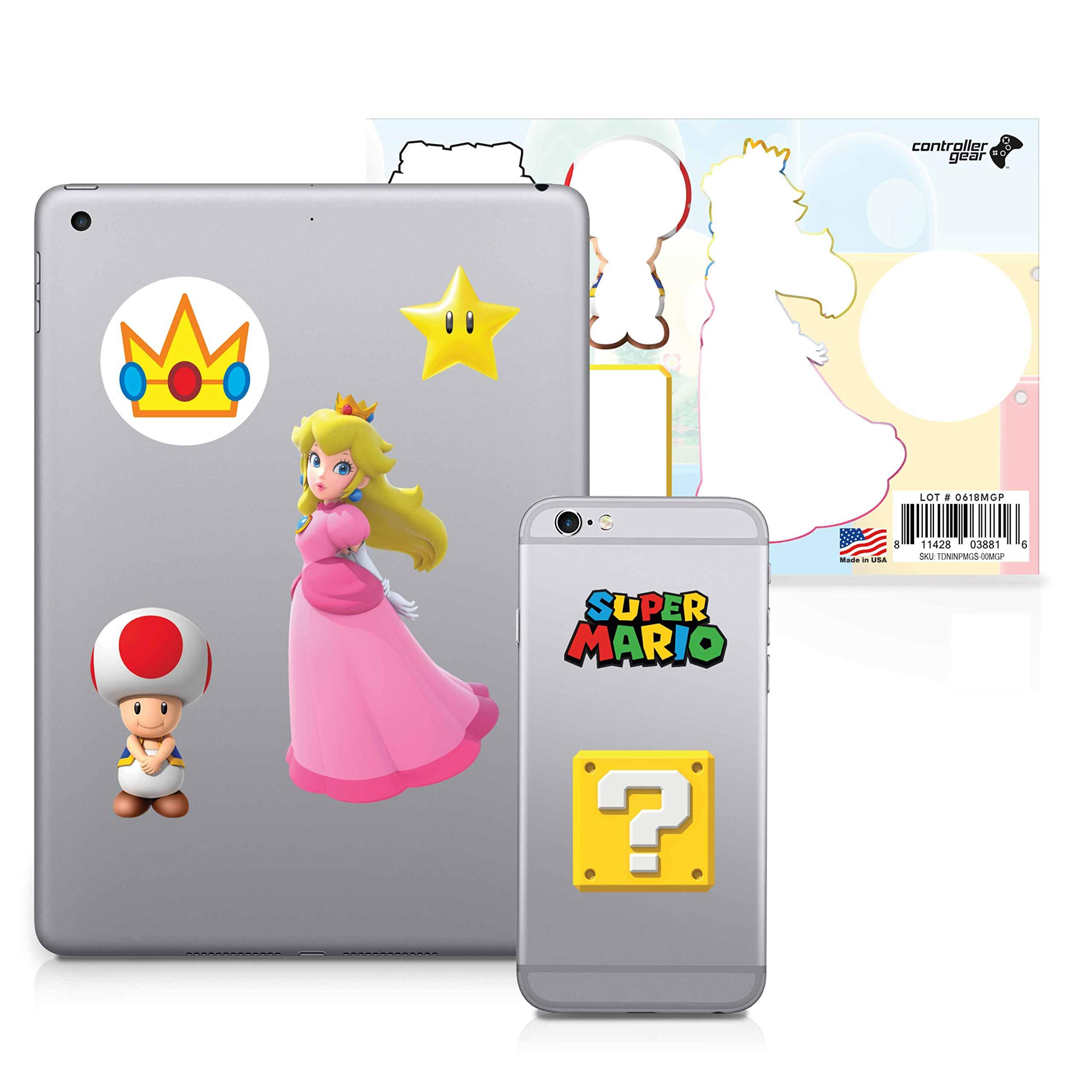 Controller Gear Super Mario - Character Tech