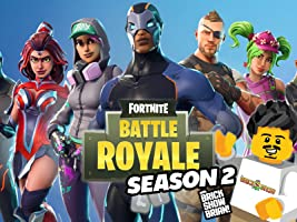 Amazon com: Watch Fortnite Battle Royale Gameplay | Prime Video