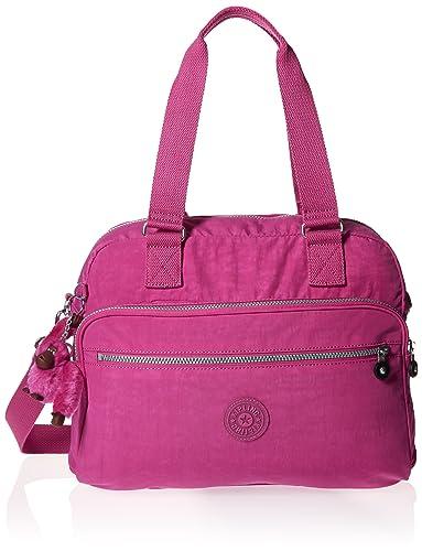 edfbda3ae Amazon.com: Kipling Newweekend duffel Bag, Very Berry, One Size: Shoes