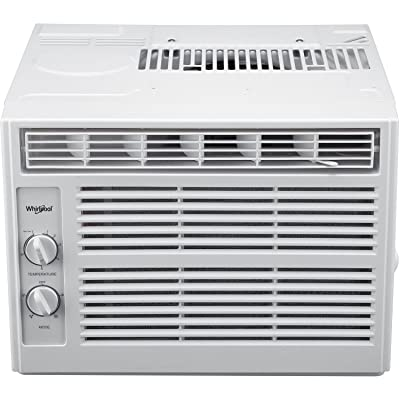 Whirlpool 5,000 BTU 115V Window Mounted Air Conditioner