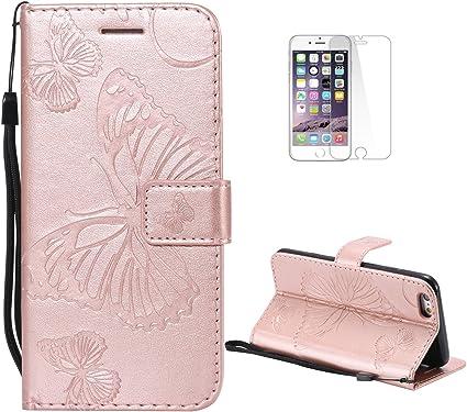 Fatcatparadise Cover iPhone 6S/6 Plus [con Pellicola Proteggi ...