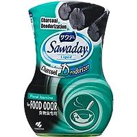 Sawaday Liquid Charcoal Deodoizer for Food Odor, Floral Jasmine, 350ml