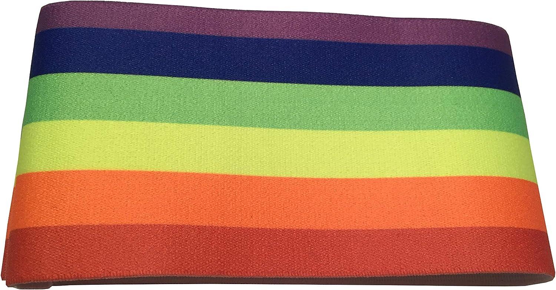 XXL-Sportswear – Brazalete capitán Arco Iris 1/2 unidades/10 Unidades: Amazon.es: Deportes y aire libre