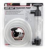 Performance Tool W1156 Grip Clip Transfer Pump/ Siphon Fluid Transfer Pump Kit for Water, Oil, Liquid, and Air